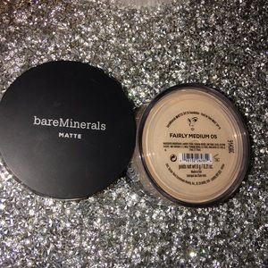 BareMinerals Matte Fairly Medium 05, 6 g- New